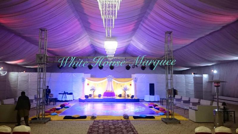White House Marquee-Islamabad