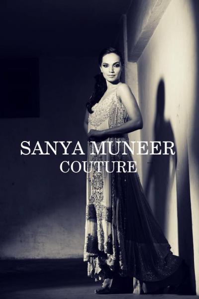 Sanya Muneer Couture-Karachi