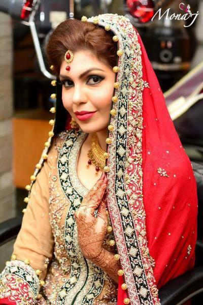 Mona J Salon-Karachi