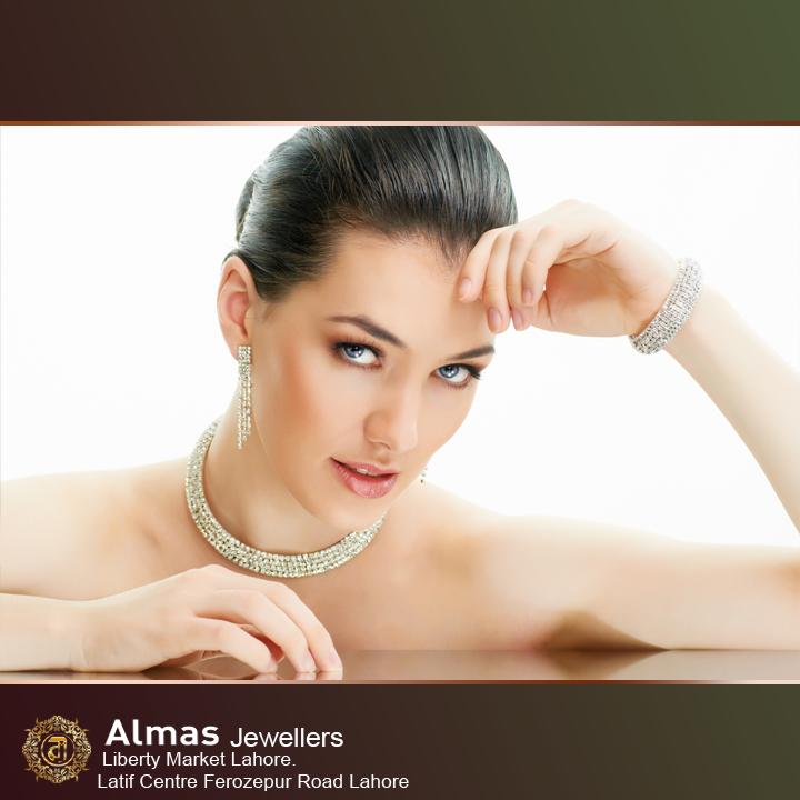 Almas Jewellers-Lahore