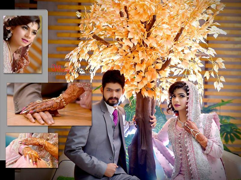 Manjis Bridal Photographer-Karachi