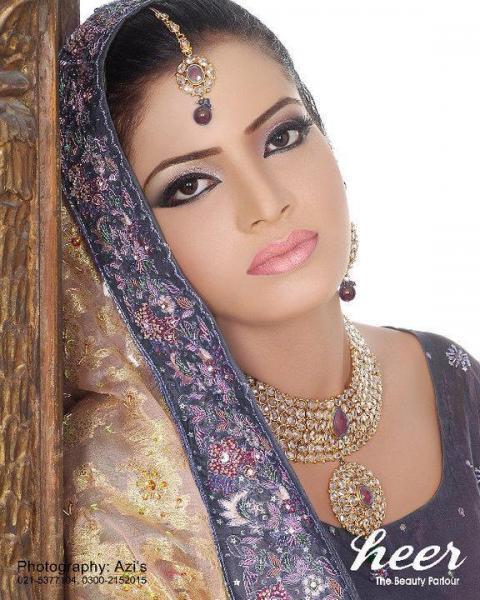Heer Beauty Parlour-Karachi