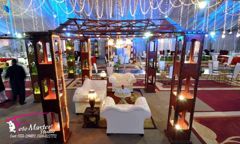 Saffron Banquet-Karachi