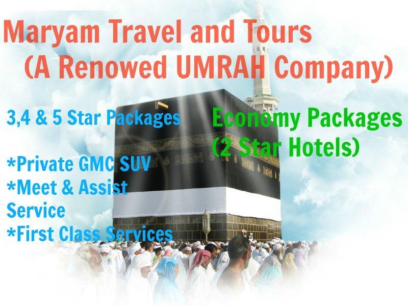 Maryam Travel-Islamabad