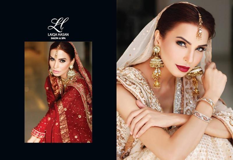 Laiqa Hasan Salon & Spa-Karachi