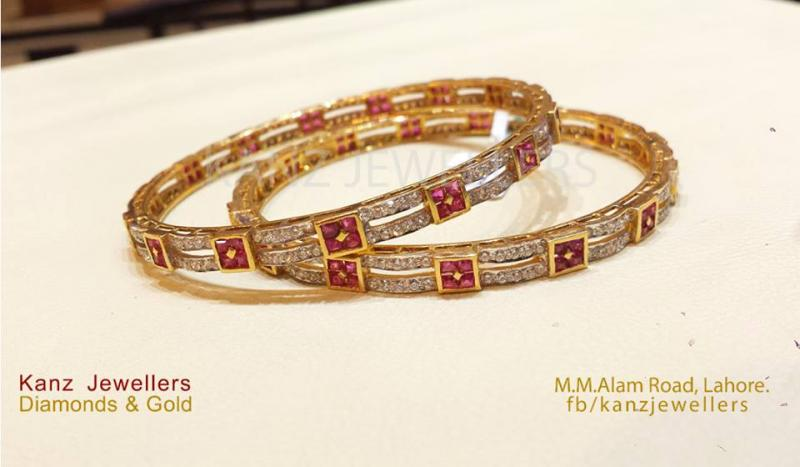 KANZ Jewellers-Lahore