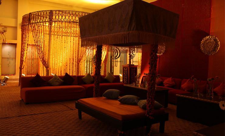 Carlton Hotel  -Karachi