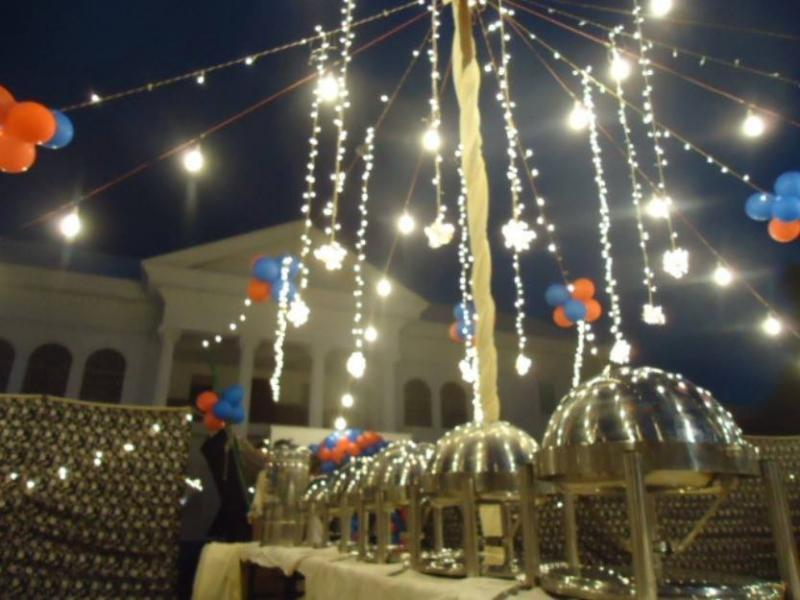 Bless & Blooms  Wedding Stages & Event Management-Islamabad