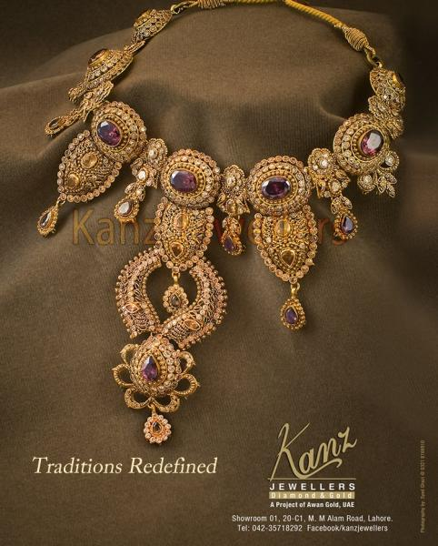 Khanz Jewellers-Lahore