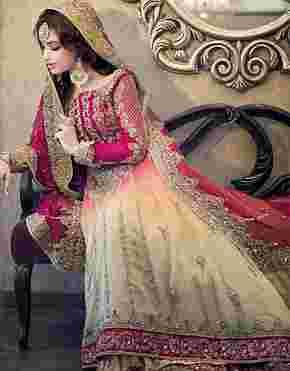 Maria B Bridal Wear