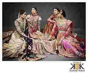 The House of Kamiar Rokni Bridal Wear