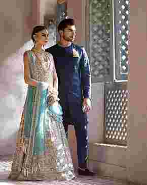 Sania Maskatiya Bridal Wear
