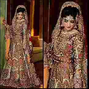 Ali Xeeshan Theater Studio Bridal Wear