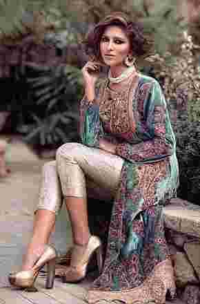 Shamaeel Ansari Bridal Wear