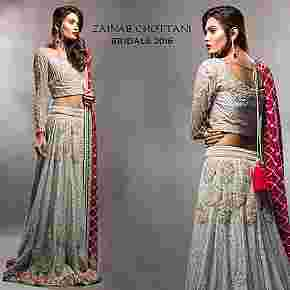 Zainab Chotani Bridal Wear