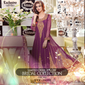 Exclusive Pakistan Bridal Wear