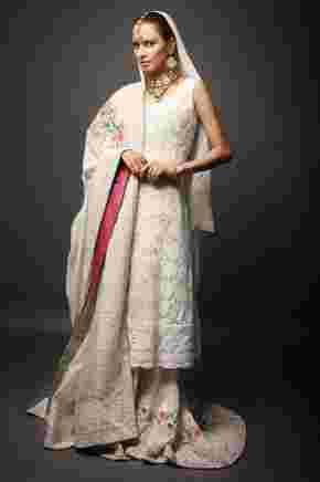 SamanZar by Shaiyanne Malik Bridal Wear