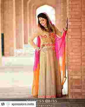 Samar Mehdi Designer Wear Bridal Wear