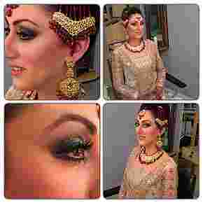 Maram & Aabroo Salon And Studio Bridal Makeup