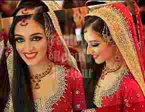 Fabiolla Beauty Parlour Bridal Makeup