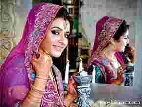 Sarwat's Ladies Salon Bridal Makeup