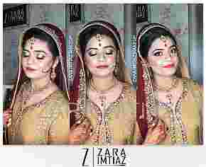 Zara's Beauty Parlor Bridal Makeup