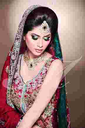 Madeeha's Bridal Salon and Studio  Bridal Makeup