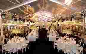 Gourmet Victoria Marquee Venue