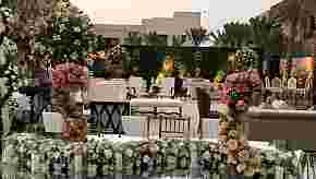 Shamim Royal Orchid Lawn Venue