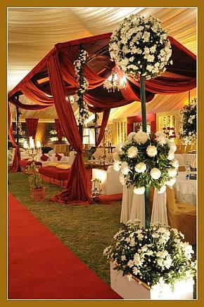 Find the best wedding plannersdecorators and designers in pakistan zoreed raza la celebrators karachi junglespirit Choice Image