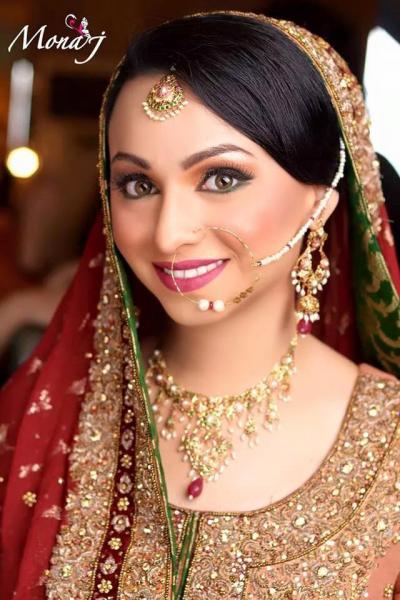 mona j salon browse the best bridal makeup in karachi On mona j salon karachi