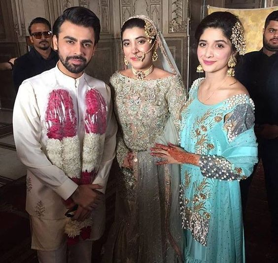 Urwa Hocane Farhan Saeed